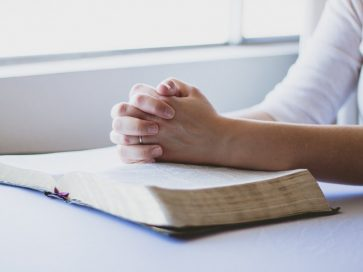 Hope, Healing, and Him